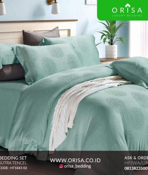 sprei bedcover set mewah orisa bedding