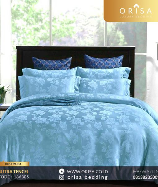 sprei bedcover sutra