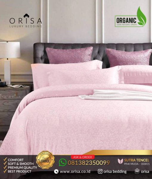 sprei-jacguard-sutra-tencel-organik-orisa-pink-muda