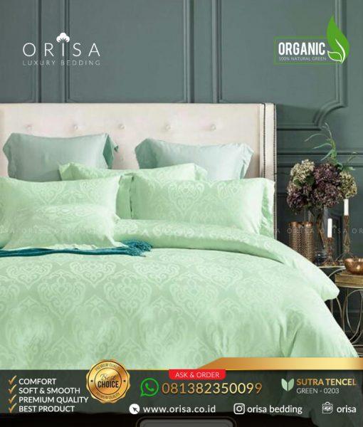 sprei-mewah-orisa-bedding-sutra-jacguard-tencel-organik-green-0203