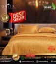 sprei-gold-orisa-lembut-duvet-quiltcover-bedcover-sutra-organik-tencel-kingoil